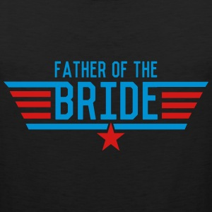 Top Father of the Bride T-Shirts - Men's Premium Tank