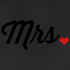 Mrs. Heart Women's T-Shirts - Leggings