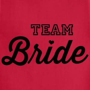 Team Bride Women's T-Shirts - Adjustable Apron