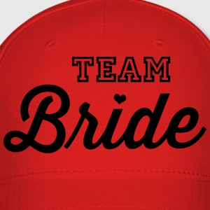 Team Bride Women's T-Shirts - Baseball Cap