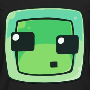 Minecraft Slime Men's Tee's - Men's Premium Long Sleeve T-Shirt