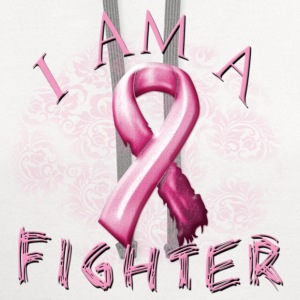 I Am A Fighter Women's T-Shirts - Contrast Hoodie