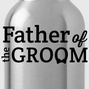 Father of the Groom T-Shirts - Water Bottle