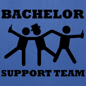 Bachelor Support Team T-Shirts - Tote Bag