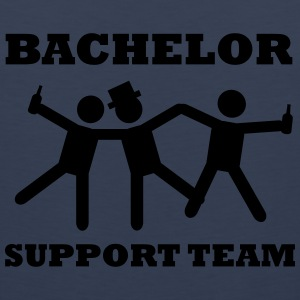 Bachelor Support Team T-Shirts - Men's Premium Tank
