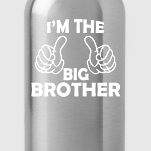 i am the big brother T-Shirts - Water Bottle