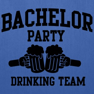 Bachelor Party Drinking Team T-Shirts - Tote Bag