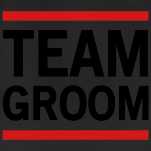 Team Groom Lined T-Shirts - Leggings