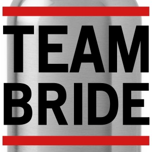 Team Bride Lined Women's T-Shirts - Water Bottle