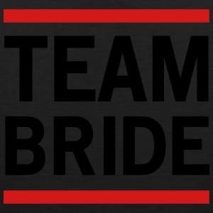 Team Bride Lined Women's T-Shirts - Men's Premium Tank