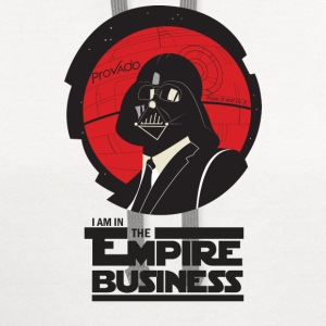 I'm in the Empire Business - Men's - Contrast Hoodie