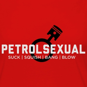 Petrol Sexual Shirt - Custom Colors - Women's Premium Long Sleeve T-Shirt