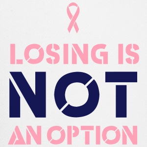 Losing is Not an Option. Breast Cancer T-Shirts - Trucker Cap