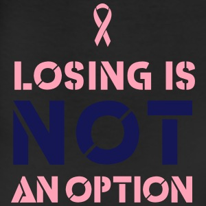 Losing is Not an Option. Breast Cancer T-Shirts - Leggings