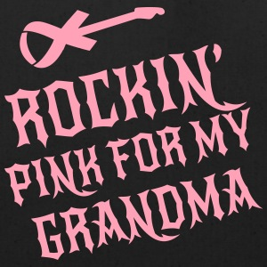 Rockin Pink for my Grandma Baby & Toddler Shirts - Eco-Friendly Cotton Tote