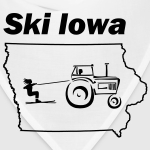 Ski Iowa T-Shirts - Bandana
