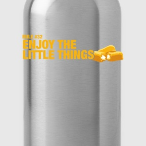 Zombieland - Rule #32: Enjoy the little things' - Water Bottle