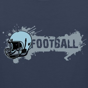 Football T-Shirts - Men's Premium Tank
