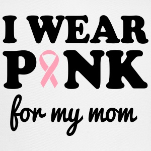 I Wear Pink for My Mom Women's T-Shirts - Trucker Cap