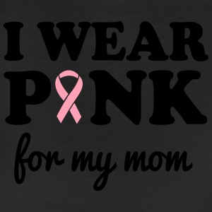 I Wear Pink for My Mom Women's T-Shirts - Leggings
