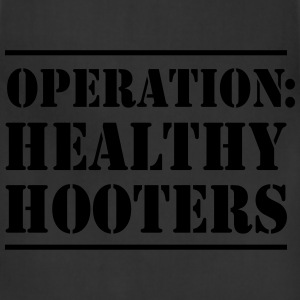 Operation Healthy Hooters T-Shirts - Adjustable Apron