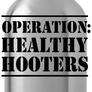Operation Healthy Hooters T-Shirts - Water Bottle