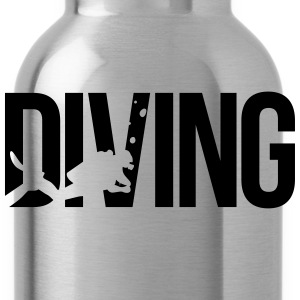 scuba diving T-Shirts - Water Bottle