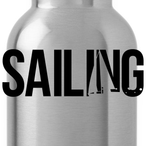 sailing T-Shirts - Water Bottle