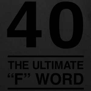 40. The Ultimate F Word T-Shirts - Eco-Friendly Cotton Tote
