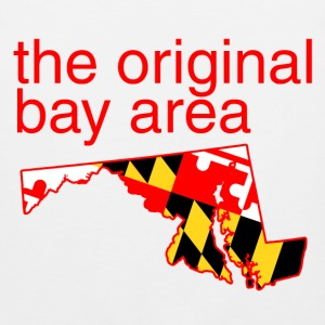 maryland: the original bay area T-Shirts - Men's Premium Tank