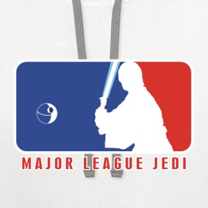 Major League Jedi - Contrast Hoodie