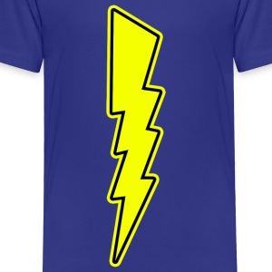 Bolt - Lightning - Shock - Electric Kids' Shirts - Toddler Premium T-Shirt