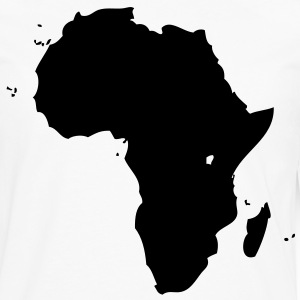 africa T-Shirts - Men's Premium Long Sleeve T-Shirt