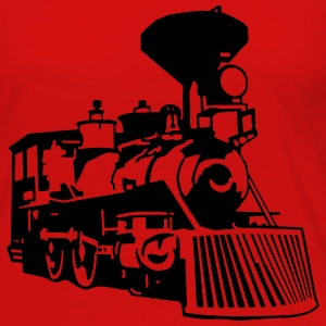 locomotive T-Shirts - Women's Premium Long Sleeve T-Shirt