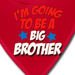 I ' m Going To Be A Big Brother T-Shirts - Bandana