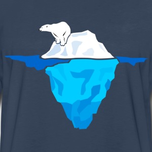 Icebear Iceberg Shirt - Men's Premium Long Sleeve T-Shirt