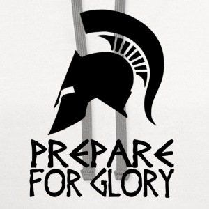 Sparta Prepare For Glory - Contrast Hoodie