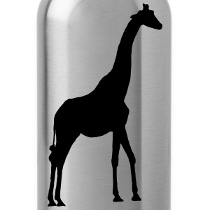 Giraffe - Zoo - Animal Kids' Shirts - Water Bottle