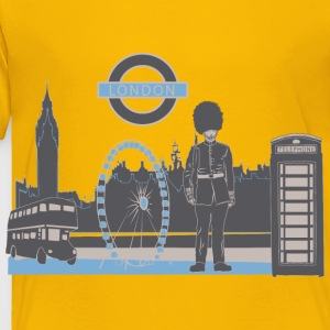 London with Love Kids' Shirts - Toddler Premium T-Shirt