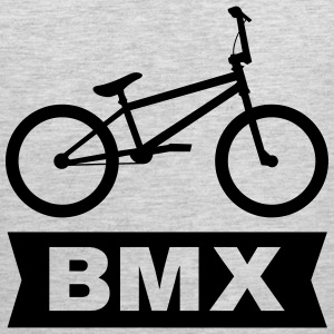 BMX Cross Bike Shirt - Men's Premium Tank