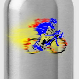 racing bicycle T-Shirts - Water Bottle
