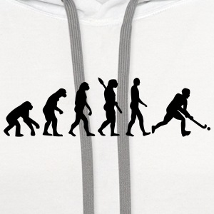 Evolution Field Hockey Women's T-Shirts - Contrast Hoodie