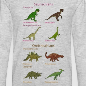 Dinosaurs - Men's Premium Long Sleeve T-Shirt