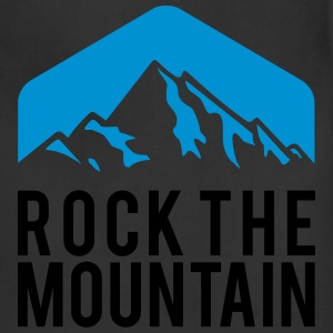 ROCK THE MOUNTAIN T-Shirts - Adjustable Apron