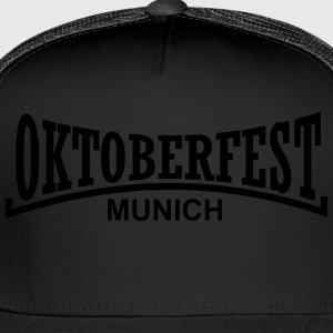 oktoberfest munich sex T-Shirts - Trucker Cap