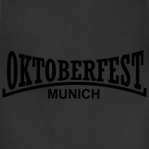 oktoberfest munich sex T-Shirts - Adjustable Apron