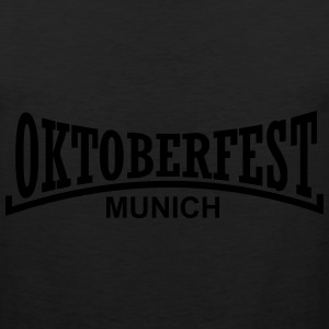oktoberfest munich sex T-Shirts - Men's Premium Tank