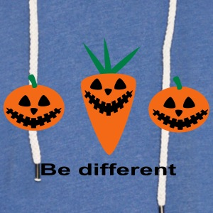 pumpkin and carot T-Shirts - Unisex Lightweight Terry Hoodie