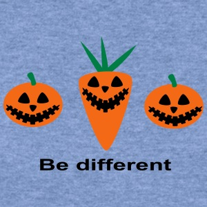 pumpkin and carot T-Shirts - Women's Wideneck Sweatshirt