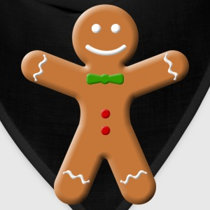 Gingerbread Shirt - Bandana